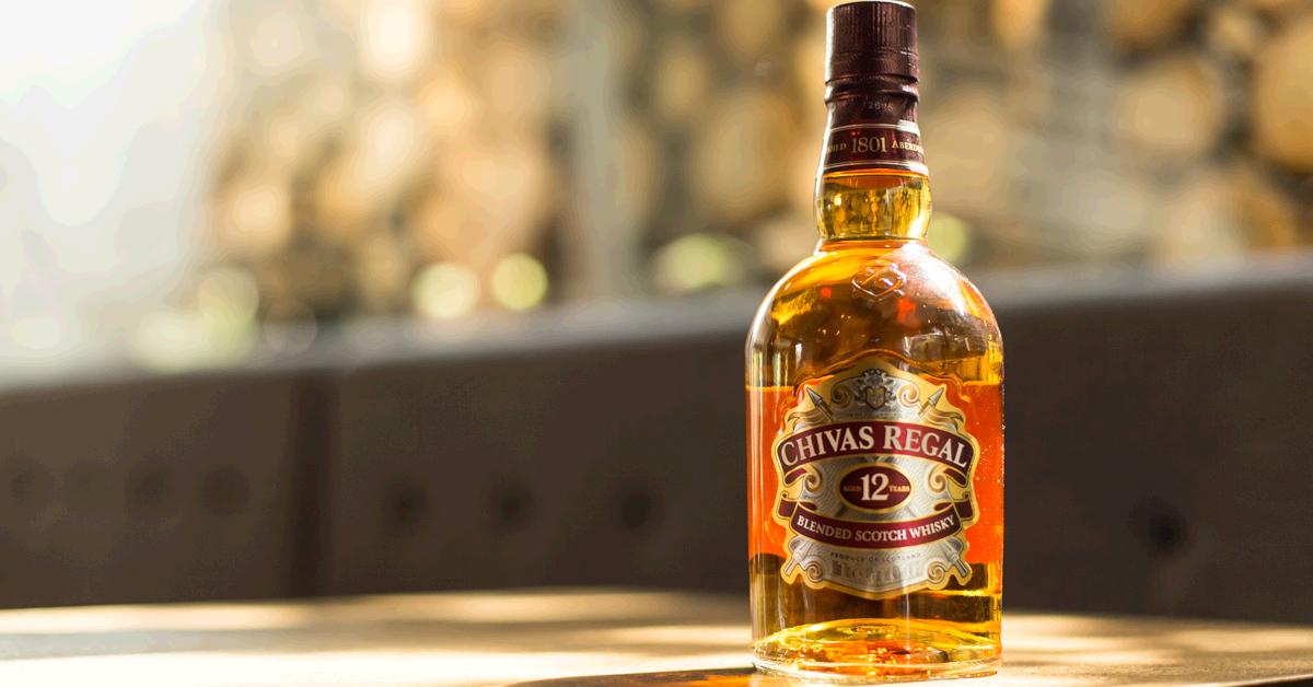 Boulevard Drinks Chivas 12 years